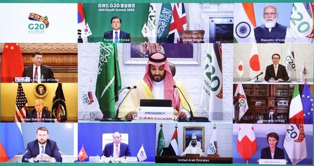 Thủ tướng đề nghị G20 hỗ trợ tài chính và công nghệ cho các nước đang phát triển ảnh 2