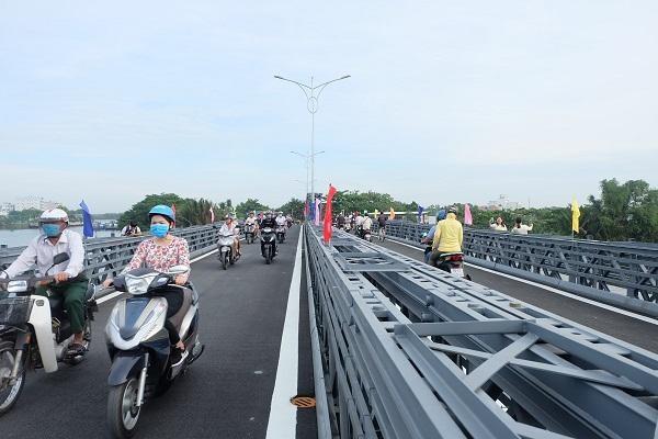 Đầu tư tuần qua: Thông xe cầu Thăng Long; Khởi công cao tốc Mỹ Thuận - Cần Thơ vốn gần 5.000 tỷ đồng ảnh 7