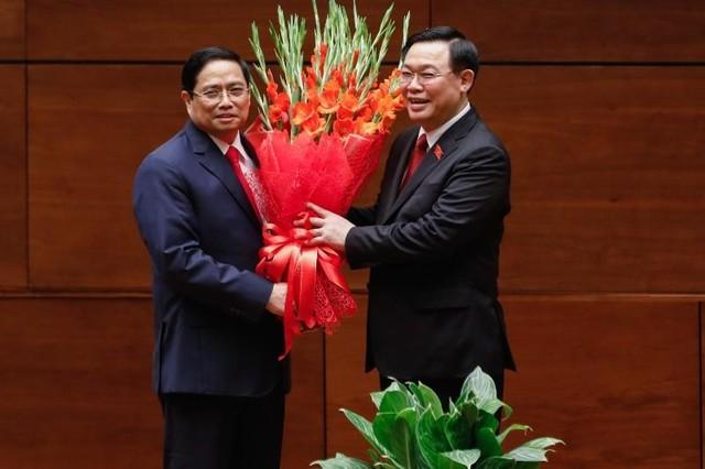 Ông Phạm Minh Chính tuyên thệ nhậm chức Thủ tướng ảnh 2