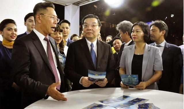 Khai mạc Lễ hội du lịch và văn hóa ẩm thực Hà Nội năm 2021 ảnh 2