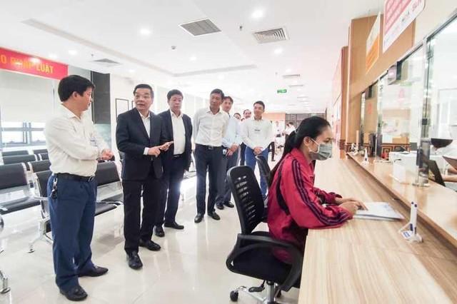 """Chủ tịch UBND TP. Hà Nội Chu Ngọc Anh kỳ vọng vai trò """"tổng tham mưu"""" của Sở Kế hoạch và Đầu tư ảnh 1"""