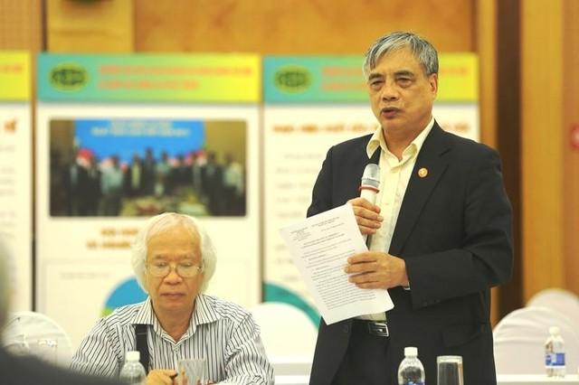Nhiều chuyên gia kinh tế tham gia Hội Khoa học Kinh tế Việt Nam nhiệm kỳ mới ảnh 2