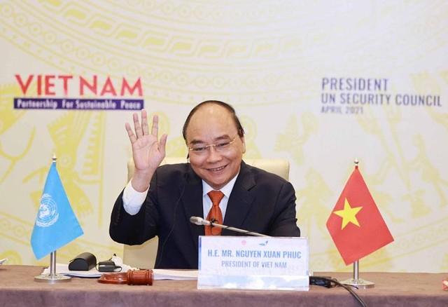 Chủ tịch nước: Lòng tin và đối thoại là giải pháp căn cơ cho nền hòa bình bền vững ảnh 1