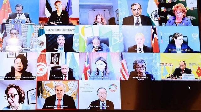 Chủ tịch nước: Lòng tin và đối thoại là giải pháp căn cơ cho nền hòa bình bền vững ảnh 2
