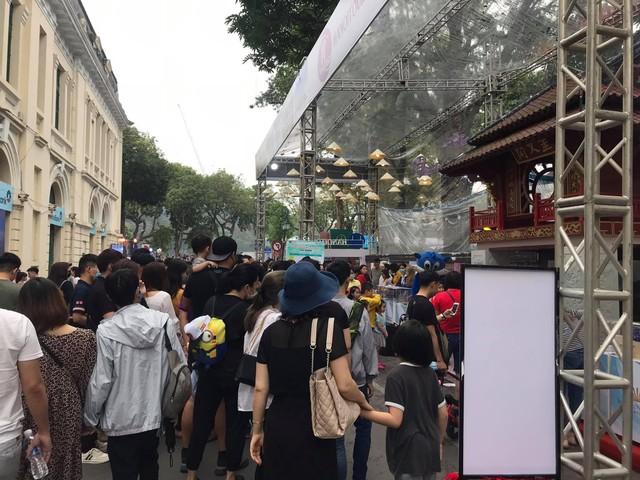 Lễ hội Du lịch và văn hóa ẩm thực Hà Nội đón Khoảng 60.000 lượt du khách ảnh 1