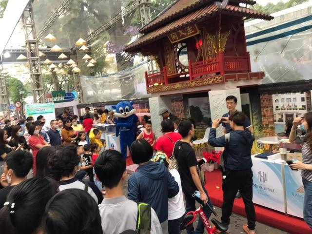 Lễ hội Du lịch và văn hóa ẩm thực Hà Nội đón Khoảng 60.000 lượt du khách ảnh 2