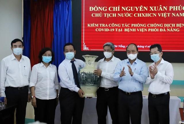 Chủ tịch nước Nguyễn Xuân Phúc: Chủ động ứng phó mọi tình huống của dịch Covid-19 ảnh 1