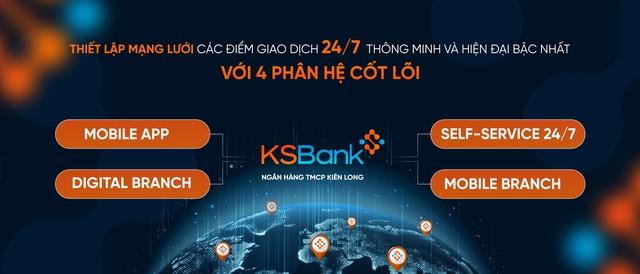 Kienlongbank (KSBank) bầu Chủ tịch HĐQT mới ảnh 2