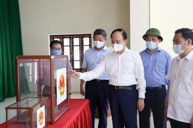 Bí thư Hà Nội: Kiểm soát tốt dịch Covid-19 để tổ chức thành công cuộc bầu cử ảnh 2