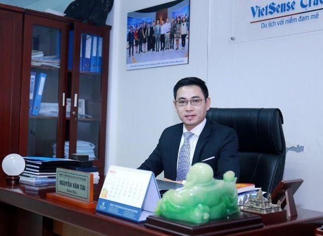 """CEO VietSense Travel Nguyễn Văn Tài: Doanh nghiệp rơi vào cảnh """"cháy nhà tứ phía"""", không đường thoát ảnh 1"""