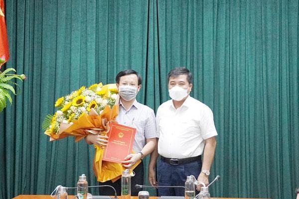 Quảng Bình, Quảng Trị điều động, bổ nhiệm một số lãnh đạo các sở, ngành ảnh 1