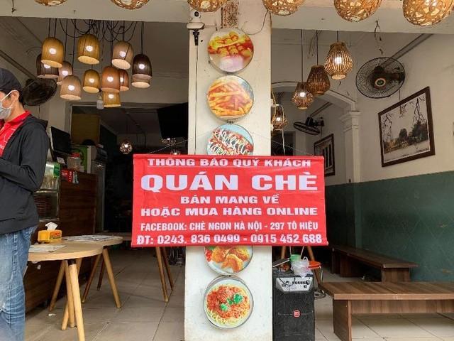 Hà Nội: Nhà hàng ăn, uống cơ bản chấp hành tốt quy định chỉ bán mang về ảnh 9