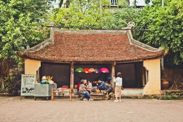Ngôi làng cổ Xứ Đoài mang đậm dấu ấn thời gian làm say lòng du khách ảnh 11