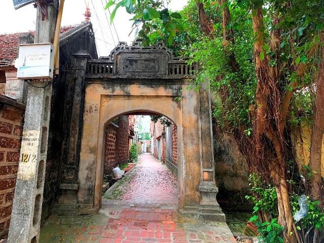 Ngôi làng cổ Xứ Đoài mang đậm dấu ấn thời gian làm say lòng du khách ảnh 12