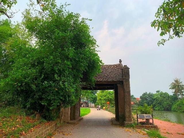 Ngôi làng cổ Xứ Đoài mang đậm dấu ấn thời gian làm say lòng du khách ảnh 2