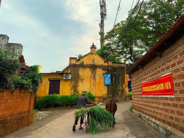 Ngôi làng cổ Xứ Đoài mang đậm dấu ấn thời gian làm say lòng du khách ảnh 25