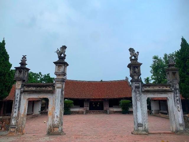 Ngôi làng cổ Xứ Đoài mang đậm dấu ấn thời gian làm say lòng du khách ảnh 9