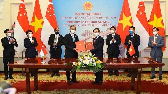 Việt Nam và Singapore hướng tới thỏa thuận song phương về kinh tế số ảnh 1