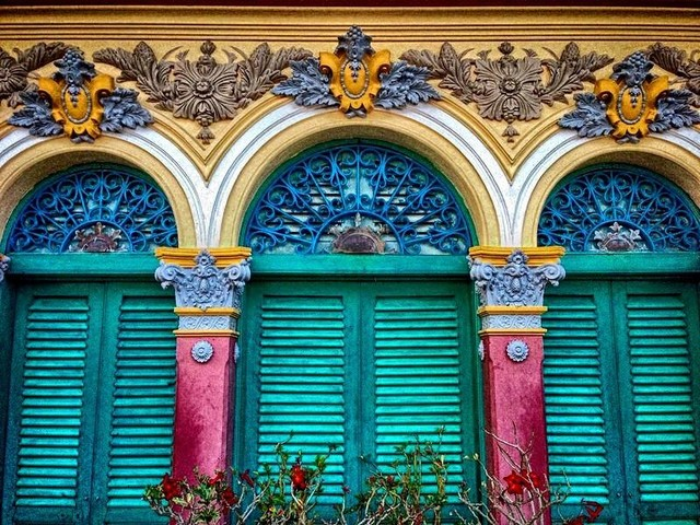 Vẻ quyến rũ của ngôi nhà cổ đẹp nhất xứ Tây Đô ảnh 7