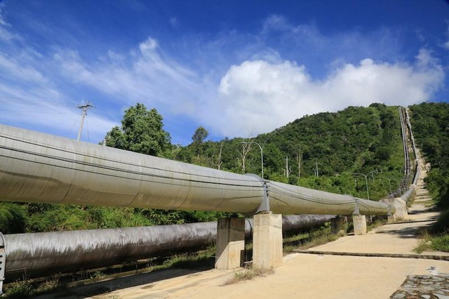 Hòa lưới thành công 80 MW của tổ máy H5 Đa Nhim ảnh 1