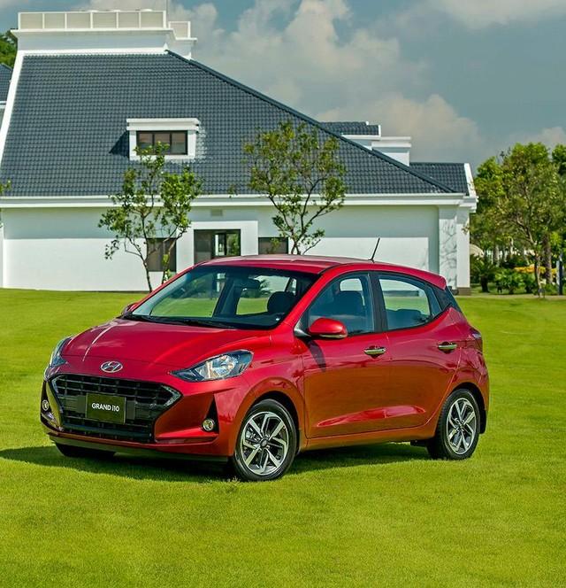 """Giãn cách và tháng Ngâu khiến doanh số bán ô tô sụt giảm """"thẳng đứng"""" ảnh 3"""