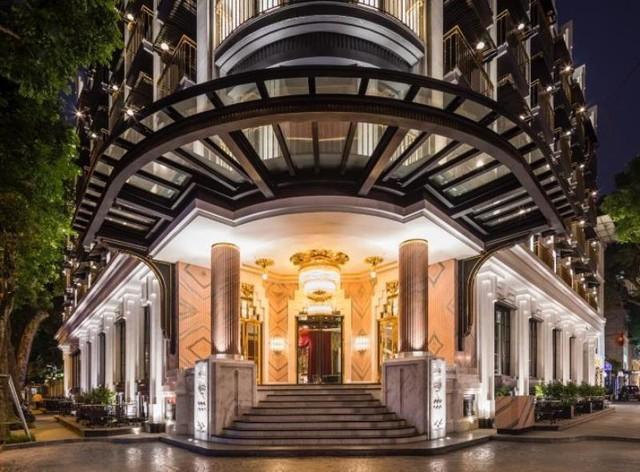 Cận cảnh Capella Hanoi, khách sạn mới tốt nhất Châu Á – Thái Bình Dương ảnh 1