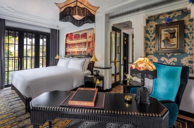 Cận cảnh Capella Hanoi, khách sạn mới tốt nhất Châu Á – Thái Bình Dương ảnh 8