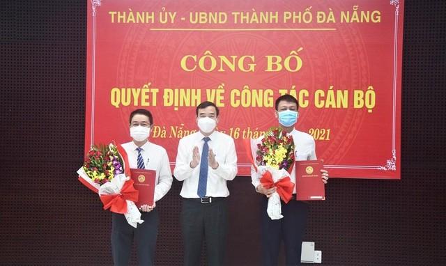 Đà Nẵng bổ nhiệm Chánh Văn phòng UBND Thành phố ảnh 1