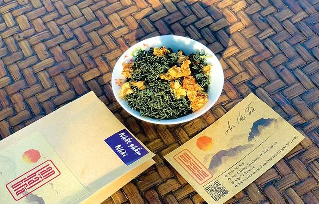 Hành trình nâng tầm đặc sản trà của quê hương ảnh 1