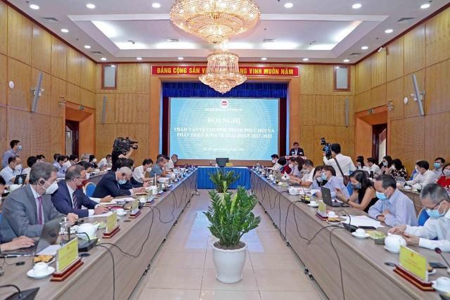 Bộ trưởng Nguyễn Chí Dũng: Xây dựng chương trình phục hồi để không lỡ nhịp phát triển kinh tế ảnh 1