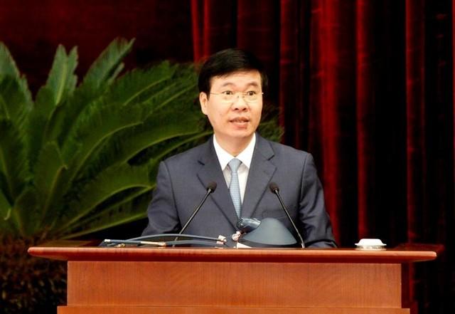 Khai mạc Hội nghị lần thứ 4 Ban Chấp hành Trung ương Đảng khóa XIII ảnh 1