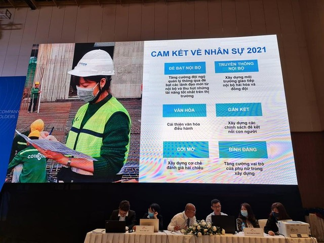 ĐHCĐ Coteccons (CTD): Bầu thêm 3 ứng viên mới trong HĐQT, tăng giá trị phát hành trái phiếu lên 1.000 tỷ đồng, tham gia năng lượng tái tạo ảnh 2