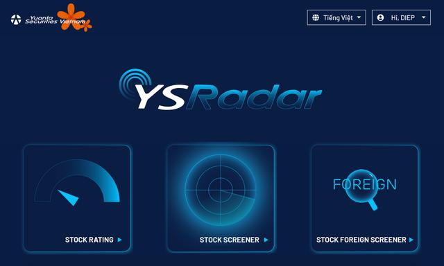 """Trường phái phân tích kỹ thuật hay cơ bản, YSradar """"cân"""" tất ảnh 1"""