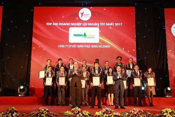 Ông Cao Tùng Lâm, Chủ tịch Phục Hưng Holdings: Mục tiêu trở thành nhà thầu chất lượng hàng đầu Việt Nam ảnh 1