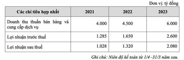 ĐHCĐ TCH: Duy trì lợi nhuận nghìn tỷ, bước vào giai đoạn tăng trưởng đột phá ảnh 2