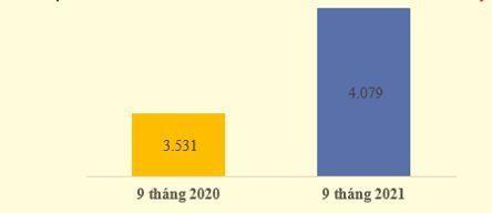 9 tháng, doanh thu của TNG tăng 16% so với cùng kỳ ảnh 2