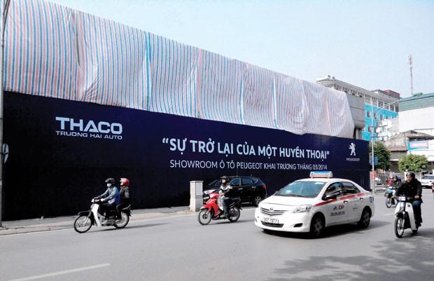 Peugeot tái hiện ngày huy hoàng tại Việt Nam ảnh 1