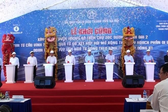 Đường Minh Khai mở rộng, bất động sản quận Hai Bà Trưng đón cơn sốt mới ảnh 1