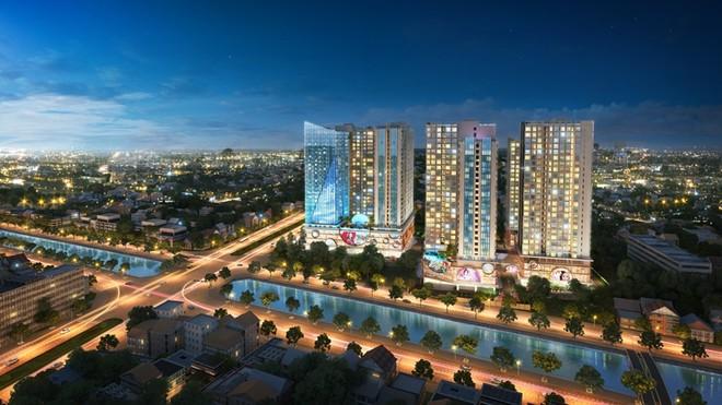 Đường Minh Khai mở rộng, bất động sản quận Hai Bà Trưng đón cơn sốt mới