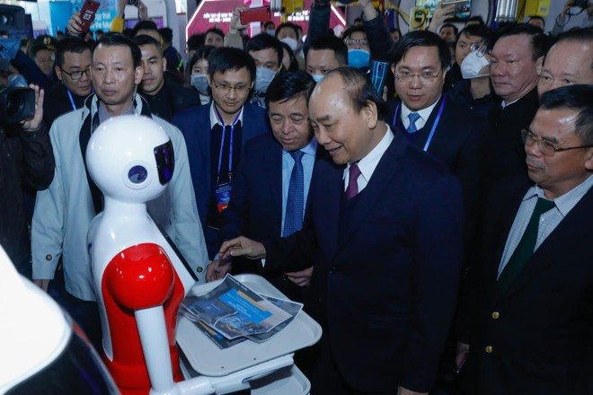 Nhiều hoạt động chuyên sâu tại Triển lãm quốc tế đổi mới sáng tạo Việt Nam 2021 ảnh 1