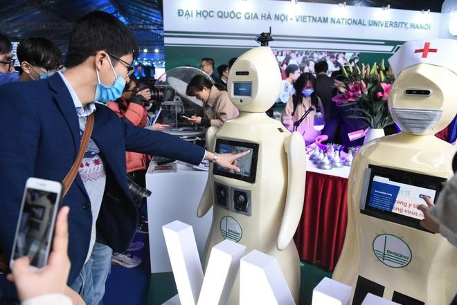Nhiều hoạt động chuyên sâu tại Triển lãm quốc tế đổi mới sáng tạo Việt Nam 2021 ảnh 3