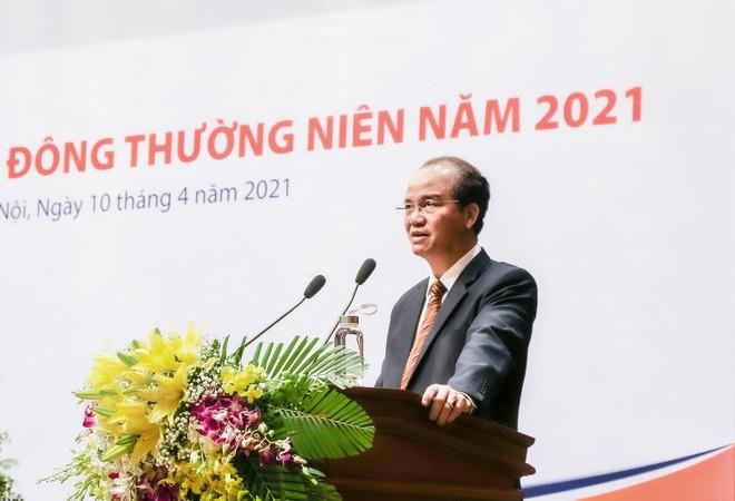 Ông Ngô Văn Dũng, Chủ tịch HĐQT BSC