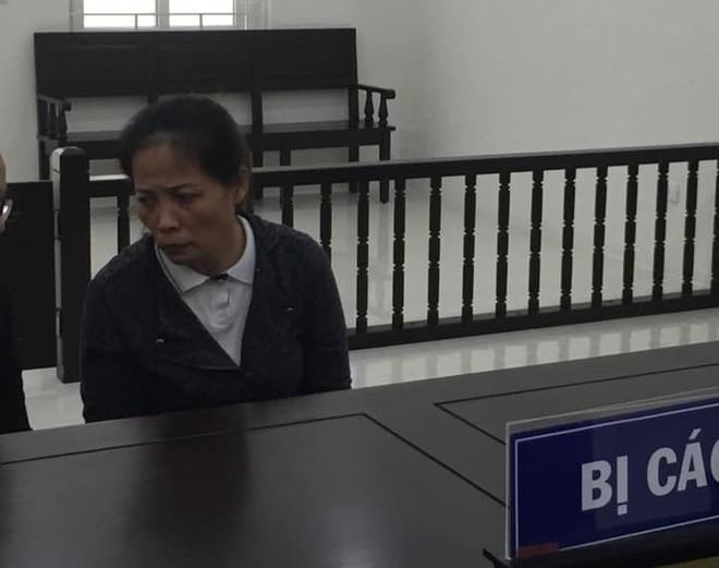 Bị cáo Chu Việt Hà tại phiên tòa sáng 20/11