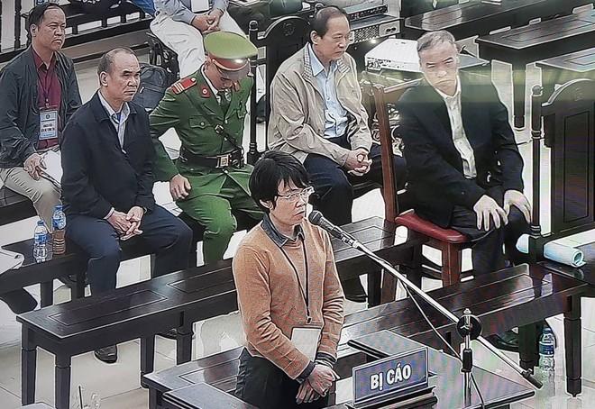 Bị cáo Phạm Thị Phương Anh. Ảnh: Zing