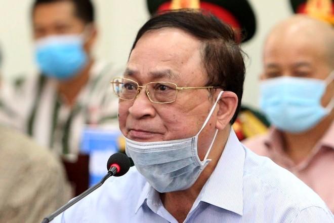 Bị cáo Nguyễn Văn Hiến