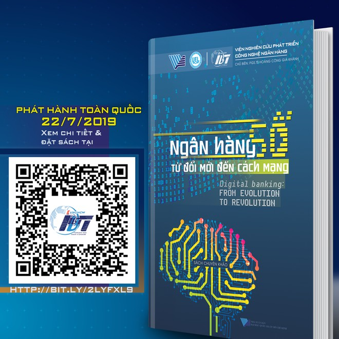 Ra mắt sách Ngân hàng số: Từ đổi mới đến cách mạng ảnh 1