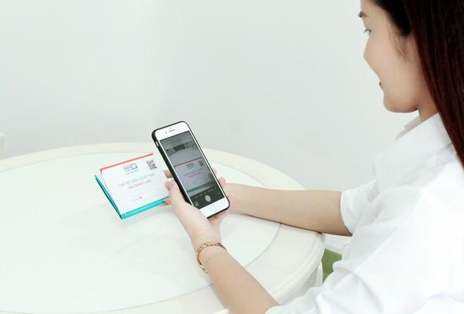 Tra cứu hợp đồng tiền gửi bằng QR code tại Kienlongbank