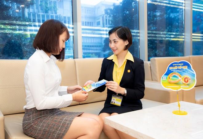 Nam A Bank giảm phí cho khách hàng