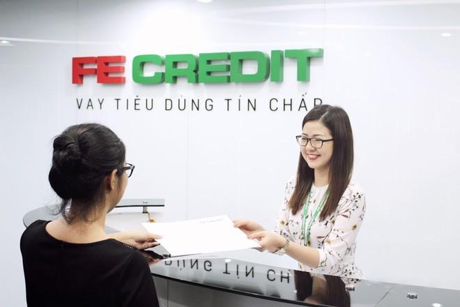 6 tháng, FE Credit đạt 2.400 tỷ đồng lợi nhuận trước thuế