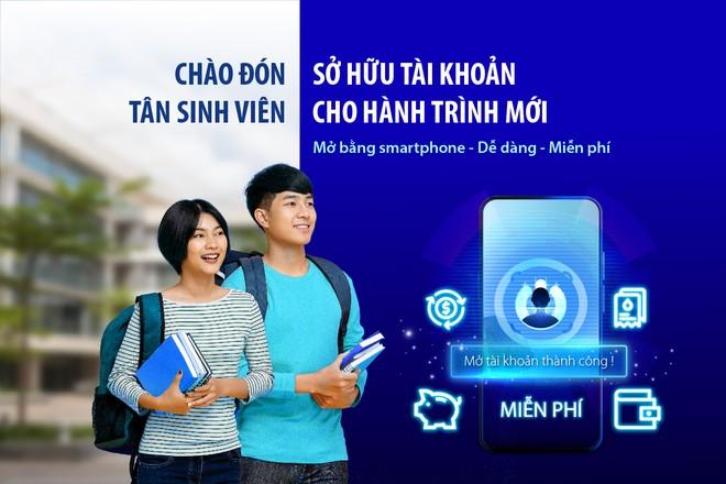 4 lý do để sinh viên mở tài khoản Ngân hàng Bản Việt